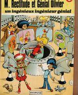 M Rectitude Et Genial Olivier Un Ingenieux Ingenieur Genial  N 6 BONNE ETAT USAGEE - Books, Magazines, Comics