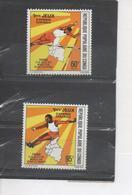 CONGO - Jeux D'Afrique Centrale : Ptremiers Jeux - Saut à La Perche, Saut En Longueur - - Congo - Brazzaville