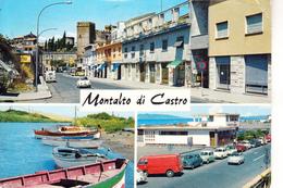 P91317 MONTALTO DI CASTRO VITERBO AUTO - Viterbo