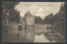 +++ CPA - BRUGGE - BRUGES - Porte Maréchal - Smepoort  // - Brugge