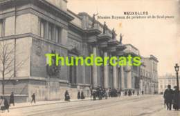 CPA  BRUXELLES MUSEES ROYAUX DE PEINTURE ET DE SCULPTURE - Musées