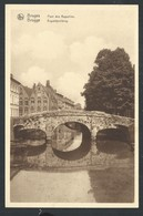 +++ CPA - BRUGGE - BRUGES - Pont Des Augustins - Augustijnerbrug - Nels   // - Brugge