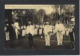 CPA Cambodge Sisowath Non Circulé Roi King - Cambodge