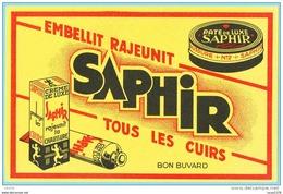 SAPHIR EMBELLIT RAJEUNIT TOUS LES CUIRS - Produits Ménagers