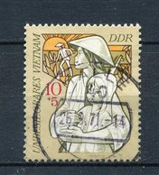 DDR Nr.1699         O  Used       (21487) ( Jahr: 1971 ) - [6] République Démocratique