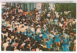 HONDURAS  MAJORETTES    CPM  TBE  VU24 - Honduras