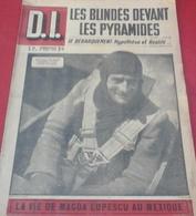 WW2 Dimanche Illustré N°86 Juillet 1942 Blindés Devant Les Pyramides, Hypothèse Du Débarquement,  Nessler Planeur - Livres, BD, Revues