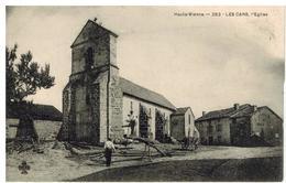 Les Cars:l'église, Scieur De Long - Frankrijk