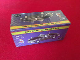 MGB 1/43  Police  Éditions Atlas - Voitures, Camions, Bus