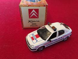 Citroën Xsara Police 1/43 Norev - Norev