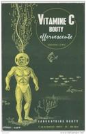 BUVARD VITAMINE C BOUTY - Chemist's