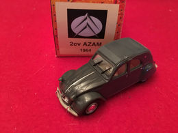 Citroën 2CV Azam 1964 1/43 Norev - Norev