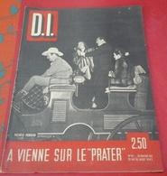 WW2 Dimanche Illustré N°91 Août 1942 Michèle Morgan, Charles Boyer,Vienne Prater,Relève Des Prisonniers STO, Cerdan - Livres, BD, Revues