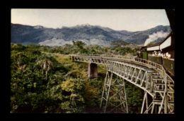 B9465 AFRICA SIERRA LEONE - ORUGU BRIDGE WITH TRAIN - Sierra Leone