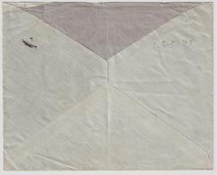 1940, Scarced Mixed Franking , Scarce Postmark, #a1542 - 1939-44: 2. WK