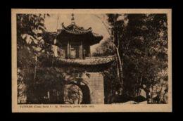 B9474 CHINA CHINE CINA - MISSIONE CAMILLIANA DELLO YUNNAN - YUNNAN - HWEITSEH PORTA DELLA CITTÀ CITY DOOR - Cina