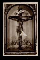 B9483 IGLESIAS - ANTICA EFFIGIE DEL CROCIFISSO VENERATA NELLA CHIESA DI SAN MICHELE VG 1923 - Iglesias