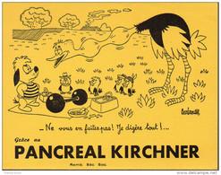 Pancreal Kirchner Illustrateur Barberousse - Produits Pharmaceutiques
