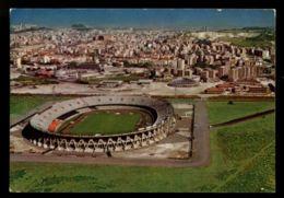 B9496 CAGLIARI - CALCIO SOCCER FOOTBAL STADIUMS - STADIO SANT'ELIA E PALAZZETO DELLO SPORT - Cagliari