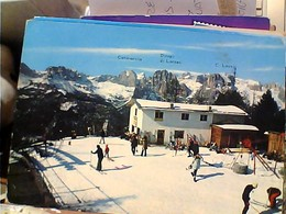 BAFFAURE SCIATORI CAMPI SCI  BAR  VB1980 GY6195 - Trento