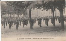 ECOLE  FENELON  Elèves De La 1ere Division - Ecoles