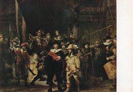 REMBRANDT-THE NIGHTWATCH - Pittura & Quadri