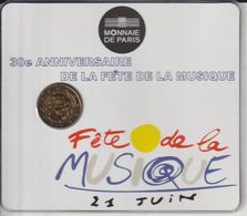 FRANCE - 2011 - Pièce De 2.€ - BU - FÊTE DE LA MUSIQUE - Sous Blister Scellé - 2 Scannes - France