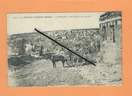 CPA - La Grande Guerre 1914-17 -  Combles - Panorama Des Ruines - Combles