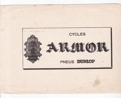 CYCLES ARMOR / PNEUS DUNLOP - Moto & Vélo
