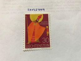 Liechtenstein Saints 0.30f 1967 Mnh - Liechtenstein