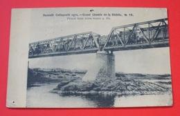 Train Railway Rail Bridge Siberia - 1906 - Russia --- Grand Chemin Siberie , Russie Russland --- 61 - Russland