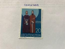 Liechtenstein Saints 0.20f 1967 Mnh - Liechtenstein