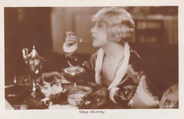 MAE MURRAY OLD POSTCARD (374) - Actors