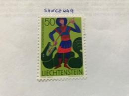 Liechtenstein Saints 0.50f 1967 Mnh - Liechtenstein