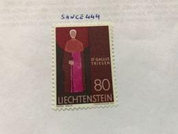 Liechtenstein Saints 0.80f 1967 Mnh - Liechtenstein