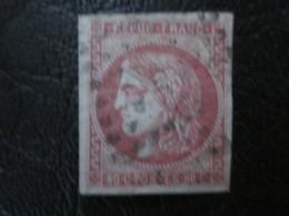 N°49 Type II Bordeaux Rose Clair 2eme Etat OBL B - 1870 Emission De Bordeaux