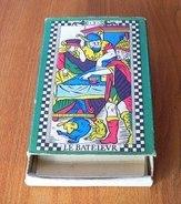 Carte De Tarot (boite D'allumettes Format 7,5x10,5cm) - Boites D'allumettes