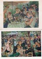 PIERRE-AUGUSTE RENOIR-THE LUNCHEON OF THE BOATING PARTY-A NIGHT S PLEASURE IN PARIS - Pittura & Quadri