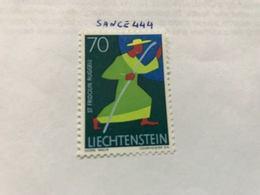 Liechtenstein Saints 0.70f 1967 Mnh - Liechtenstein