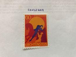 Liechtenstein Saints 0.60f 1967 Mnh - Liechtenstein