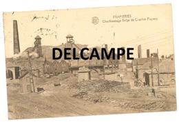 "FRAMERIES ""charbonnage Belge De Crachet Piquery""  (hainaut) - Frameries"