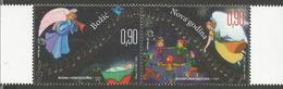 BHHB 2018-498-9 CHRISTMAS, BOSNA AND HERZEGOVINA HERCEGBOSNA(CROAT), 1 X 2v, MNH - Bosnie-Herzegovine