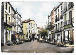 Cpsm: 66 CERET - Boulevard Du Maréchal Joffre (Le Grand Café, Gendarmerie, Voitures, Simca Ariane) 1961 CIM  N° 25 - Ceret