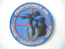 Patch Police - Police & Gendarmerie
