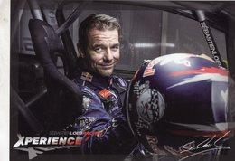 Sebastien Loeb  -  Champion Du Monde Rallye   -  CPM - Rally Racing
