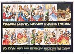 CONTES FABLES ET LEGENDES    CENDRILLON  CPM  TBE  VU33 - Contes, Fables & Légendes