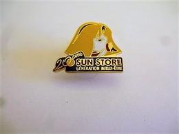 PINS PARFUMERIE SUN STORE GENERATION MIEUX-ÊTRE / 33NAT - Perfume