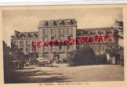 29-  TREBOUL - GRAND HOTEL DE LA BAIE -FINISTERE - Tréboul