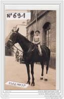 3959 AK/PC/CARTE PHOTO/691/PHOTO A IDENTIFIER/1918/TTB - Cartoline