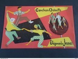 CONCHON QUINETTE / ELEGANCE DES JEUNES - Textile & Clothing